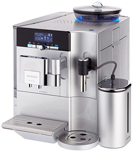 Siemens TE716511DE Kaffee-Vollautomat EQ.7 Plus Aroma Sense (2.1 l, 19 bar, Cappuccinatore) silverSteel thumbnail
