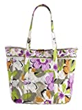 Vera Bradley Large Laptop Tote in Portobello Road