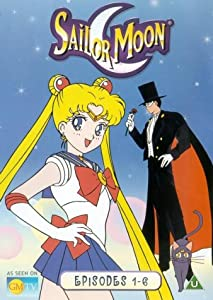 Sailor Moon - Volume 1 - Episodes 1-6 [DVD]