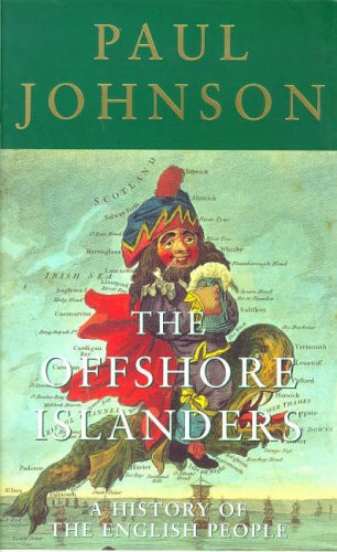 The Offshore Islanders: A History of the English People
