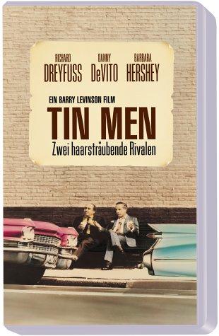 Tin Men [VHS]