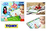 Tomy 6194 Stamp 'N' Draw Peppa Pig Aquadraw (Age 18m+) Drawing Mat