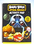 ANGRY BIRDS Star Wars A4 Activity Pad