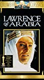Lawrence of Arabia [VHS]