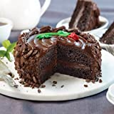 Omaha Steaks 1 (6 in.) Chocolate Lover's Cake