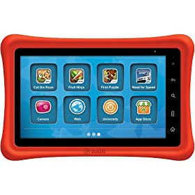NABI FUHUNABI-A 7-Inch 4 GB Tablet