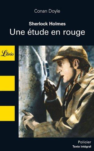 Une  aventure de Sherlock Holmes