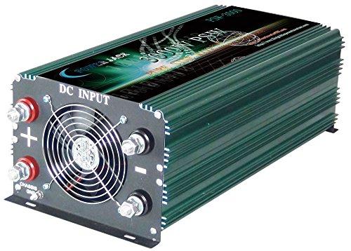 Power Jack 12000 Watt Peak 3000 Watt Low Frequency Pure Sine