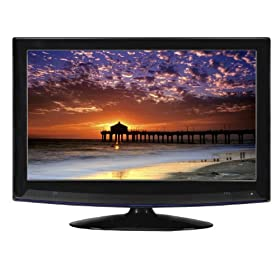 Fusion Fus-42dvd Fus42dvd 42-inch 1080p 120 Hz Lcd Tv With Built-in Dvd Playe...