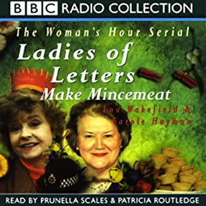 Ladies of Letters Make Mincemeat Radio/TV