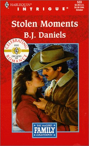 Image for Stolen Moments (Countdown 2000) (Harlequin Intrigue, No. 533)