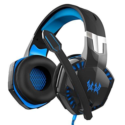 sowtechtm-g2000-over-ear-cuffie-auricolari-microcuffia-con-microfono-stereo-bass-luce-del-led-cuffie