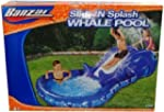 Banzai Inflatable Children's Pool Wha...