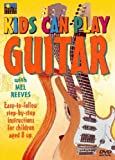 Kids Can Play Guitar [DVD]