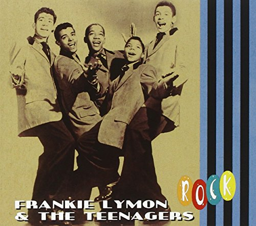 Frankie Lymon And The Teenagers Cd Covers