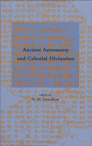 Ancient Astronomy and Celestial Divination (Dibner Institute Studies in the History of Science and Technology)