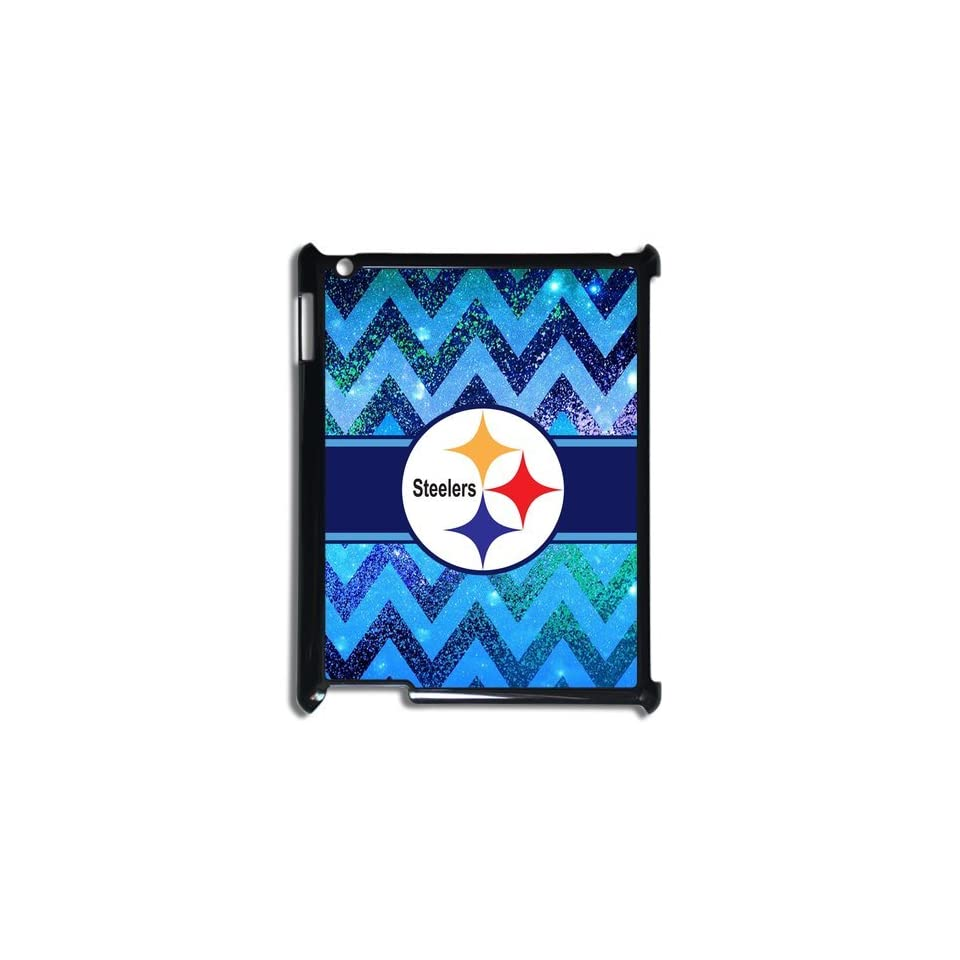 USA NFL Pittsburgh Steelers Hard Cover for Ipad 2/3/4 Case,Best Speck HD Phone Case,Steelers Logo Ipad Case Computers & Accessories