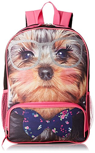 Accessories 22 Girls' Yorkie Fashion Backpack