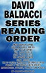 DAVID BALDACCI: SERIES READING ORDER:...