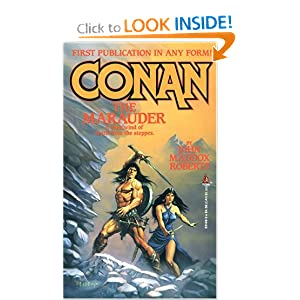 Conan The Marauder by John Maddox Roberts