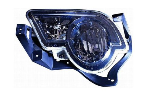 Chevy Avalanche Replacement Fog Light Assembly (With body cladding) - 1-Pair (2002 Avalanche Headlight Assembly compare prices)