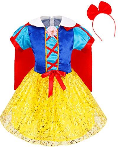 TiaoB (Child Prestige Snow White Costumes)
