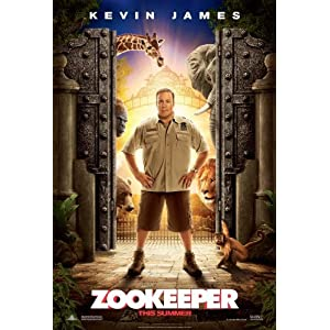 Zookeeper Movie on Blu-ray