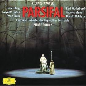 Wagner: Parsifal / Act 3 - Nur eine Waffe taugt
