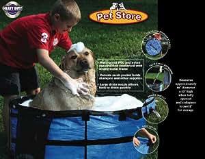 ABO Gear Dirty Dog Portable Dog Bath