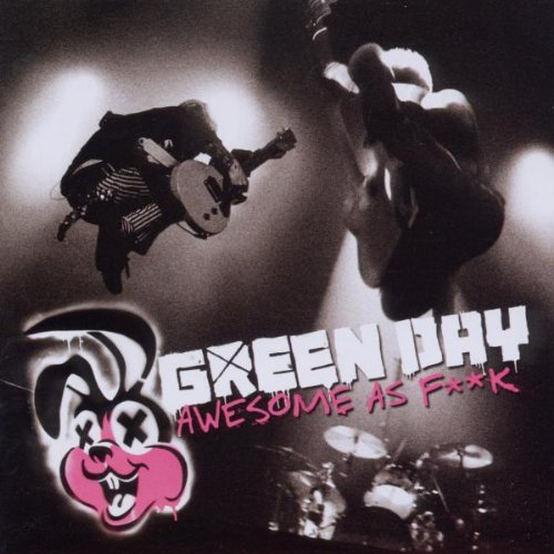 Green Day-Awesome As Fuck-CD-FLAC-2011-PERFECT Download