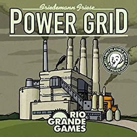 Power Grid Expansion Deck