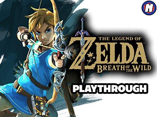 Clip: Legend of Zelda Breath of the Wild Playthrough - Season 1