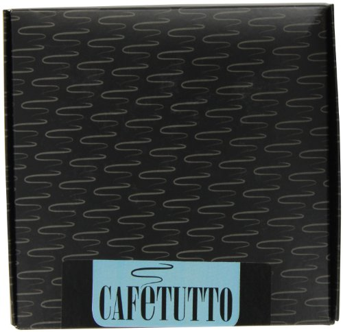 Café Tutto Capsules Espresso (Pack of 2, Total of 50 Capsules)