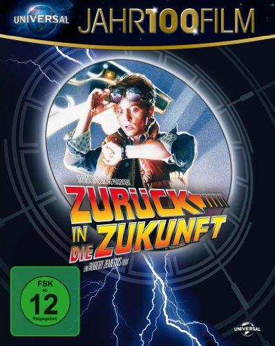 Zurück in die Zukunft 1 - Jahr100Film [Blu-ray]