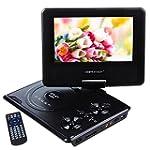 """DBPOWER 7.5"""" Tragbarer DVD-Player mit..."""