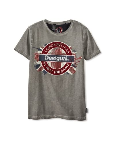 Desigual Men's London T-Shirt