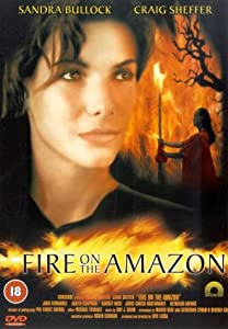 Fire On The Amazon [1993] [DVD]