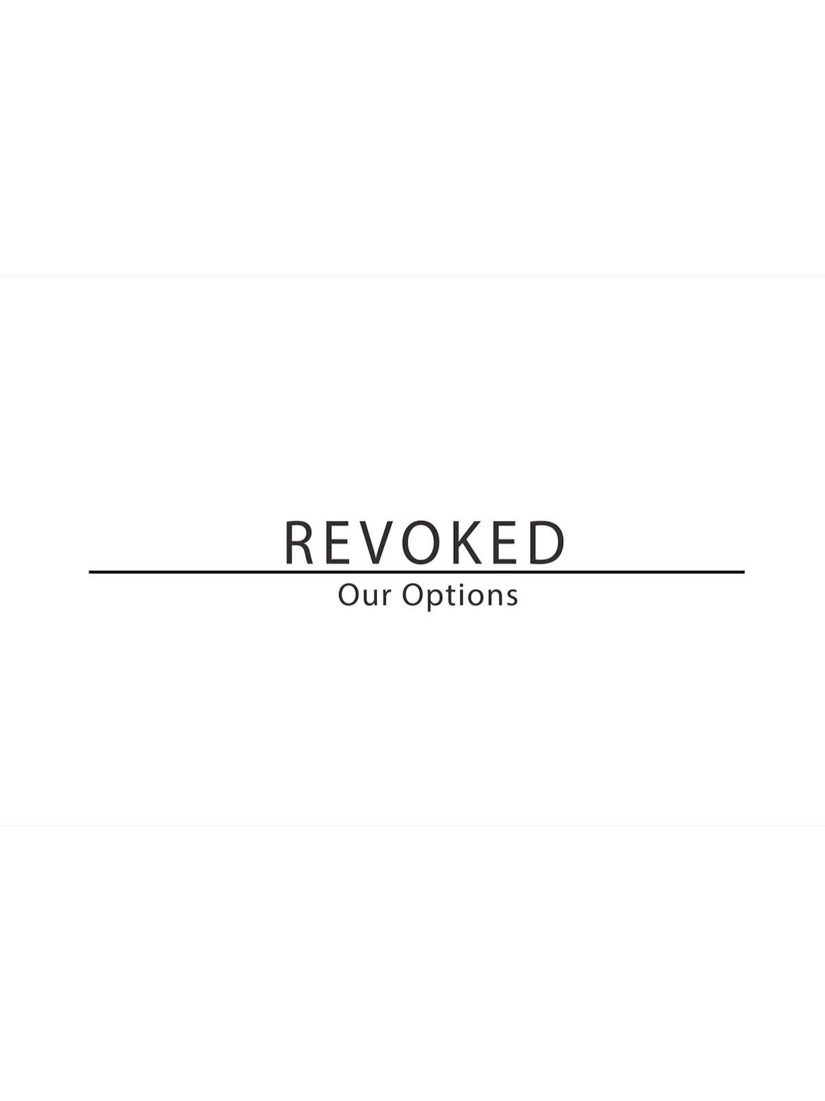 Revoked Our Options on Amazon Prime Instant Video UK