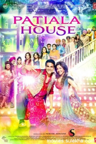 Patiala House - DVD - ALL REGIONS - Akshay Kumar - Anushka Sharma - Rishi Kapoor - Dimple Kapadia - Bollywood