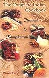 img - for Complete Indian Cookbook: Kashmir to Kanyakumari by Vimla Patil (2003-01-04) book / textbook / text book