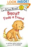 Biscuit Finds a Friend (My First I Can Read  Book )