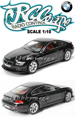 1:10 Scale Radio Control BMW 645 CI Car