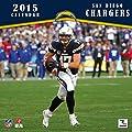 Turner Perfect Timing 2015 San Diego Chargers Mini Wall Calendar (8040503)