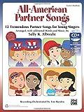 All-American Partner Songs: 12 Tremendous Partner Songs for Young Singers (Kit), Book & Enhanced CD (Partner Songbooks)