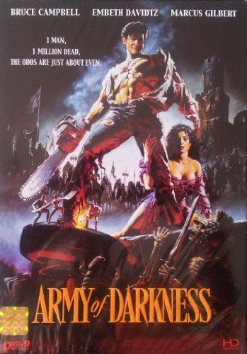 Army Of Darkness (1992) Bruce Campbell, Embeth Davidtz DVD 【海外版】