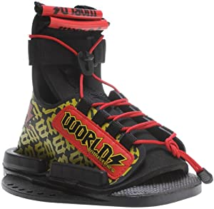 Buy World Industries DC Wakeboard Bindings Youth by World Industries