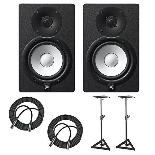 awardpedia yamaha hs7 100 watt series monitor black. Black Bedroom Furniture Sets. Home Design Ideas