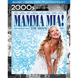 Mamma Mia! The Movie (Blu-ray + Digital Copy + UltraViolet)