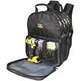 Custom LeatherCraft 1132 75-Pocket Tool Backpack