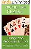 Bridge-Vos d�buts en tournoi: Ou comment se tenir ... � table !